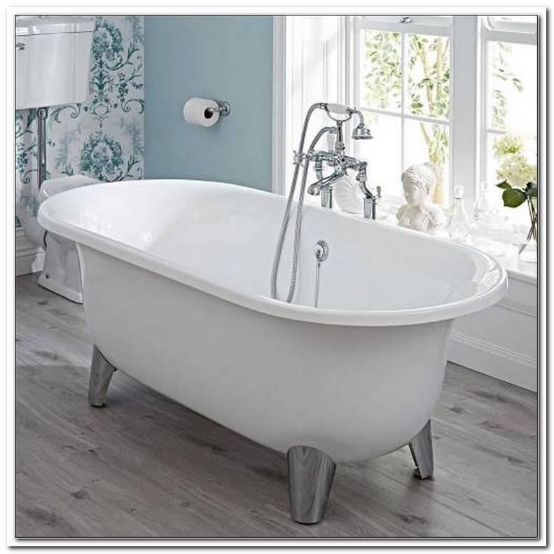 badewanne mit fssen