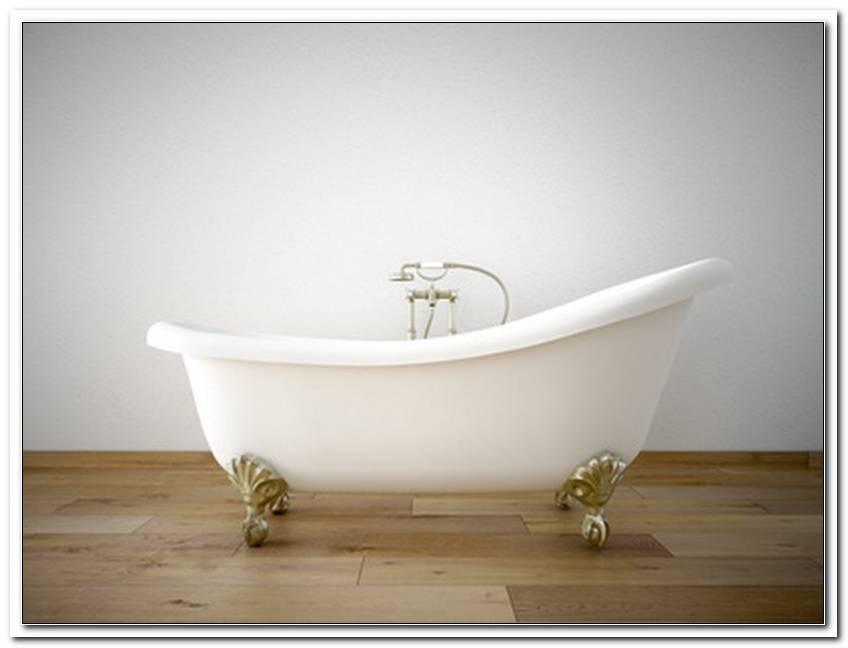 Badewanne Mit Goldenen F??en
