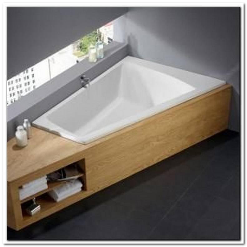 Badewanne Mit Holz Verkleidet