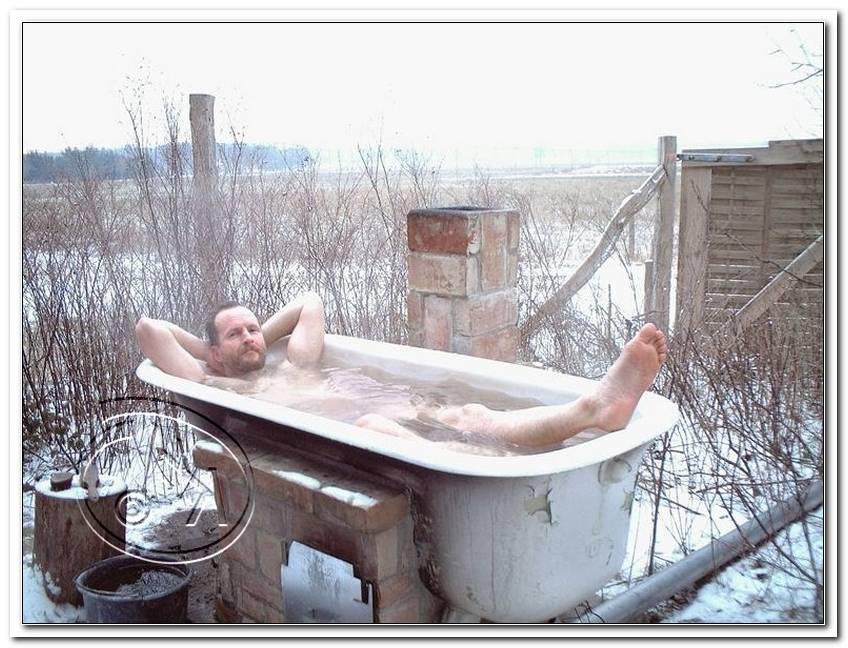 Badewanne Mit Holzheizung