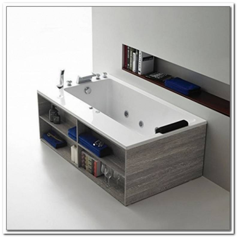 Badewanne Mit Integriertem Regal