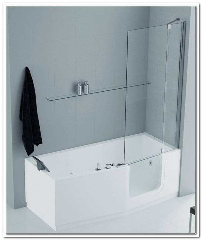 Badewanne Mit T?r Und Dusche 150 Cm