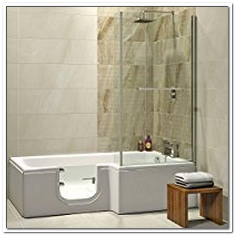 Badewanne Mit T?r Und Dusche