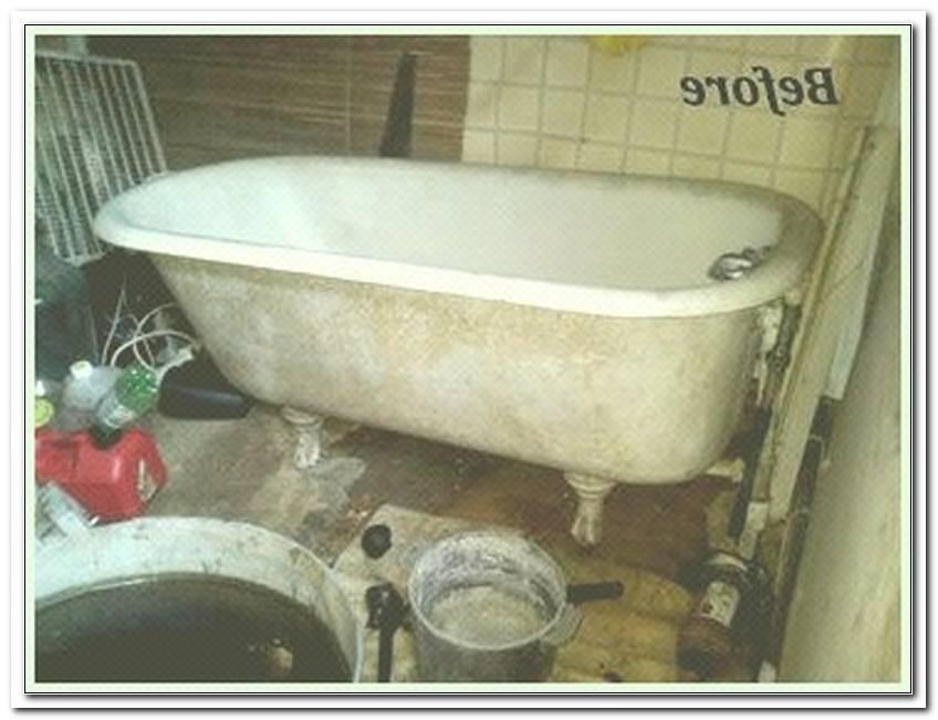 Badewanne Restaurierung