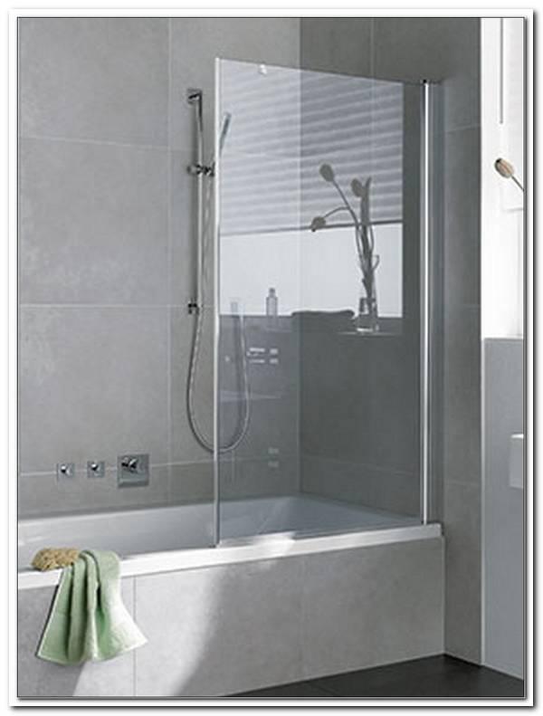 Badewanne Spritzschutz