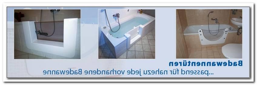 Badewanne T?r Einbauen Kosten