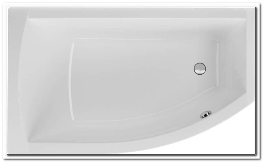 Badewanne Wasserinhalt