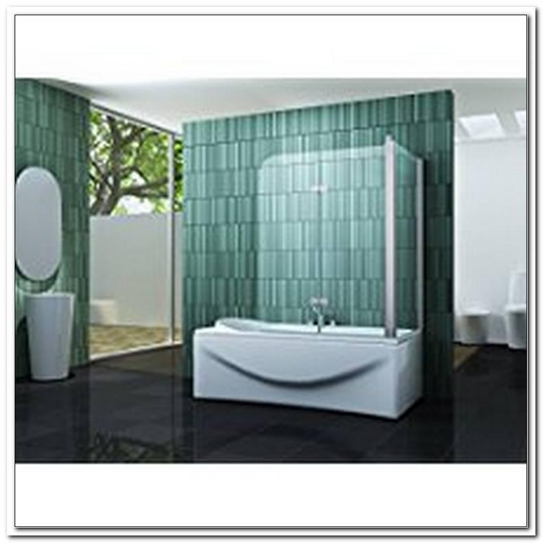 Badewannen Duschaufsatz Mit Seitenwand