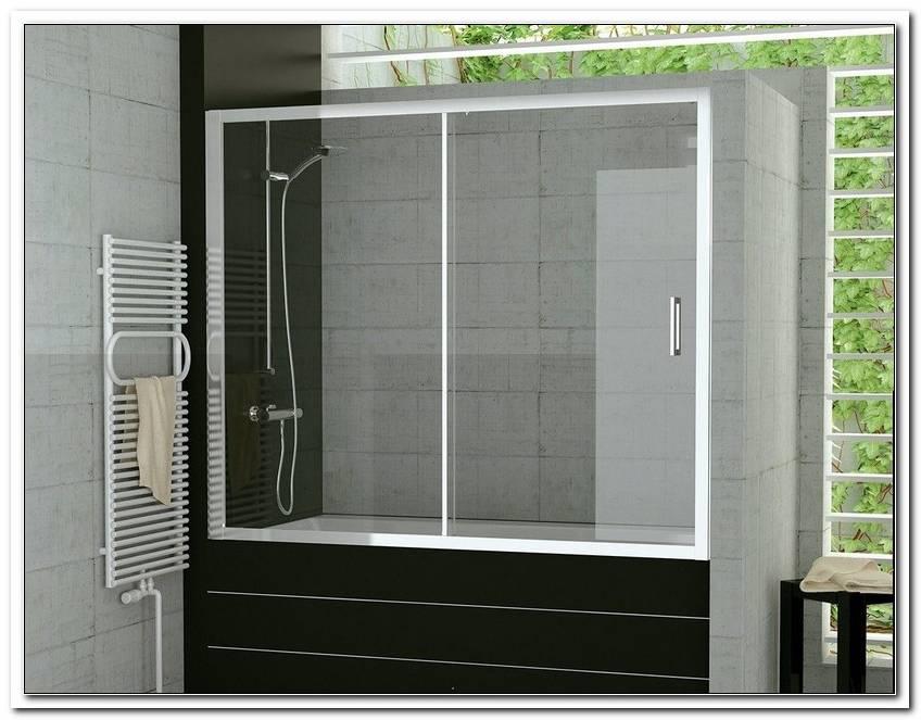 Badewannen Duschaufsatz Schiebet?r