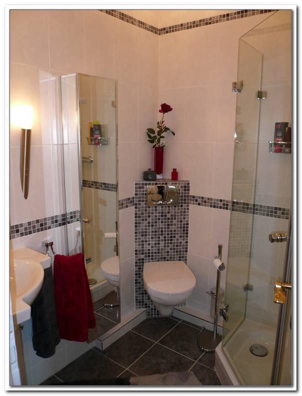 Badezimmer 8 Qm