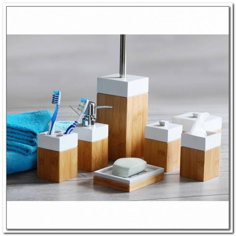 Badezimmer Accessoires Set