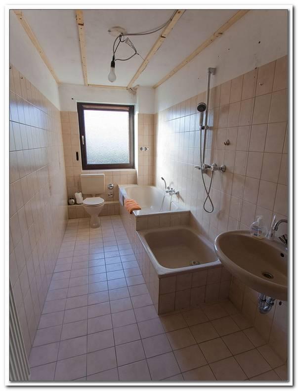 Badezimmer Aus Alt Mach Neu