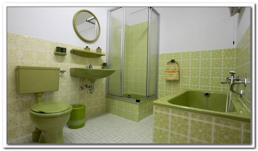 Badezimmer Aus Den 70 Jahren
