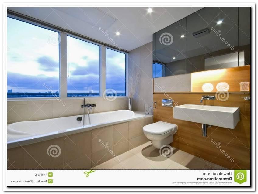 Badezimmer Cremefarben