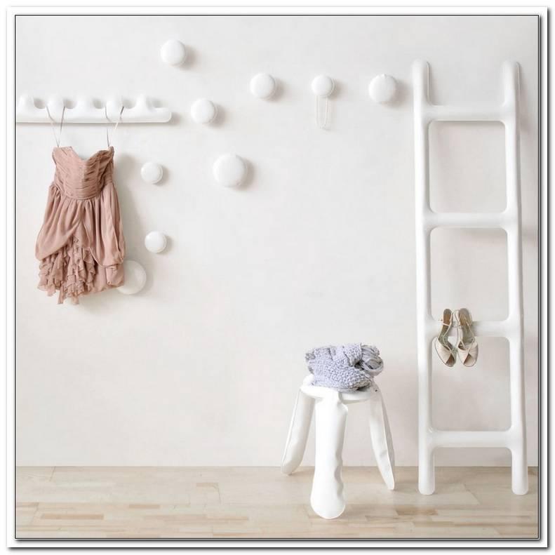 Badezimmer Kleiderablage