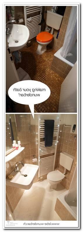Badezimmer Klein Mit Dusche
