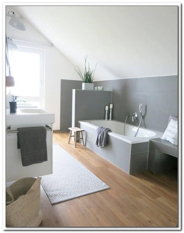Badezimmer Nur Teilweise Fliesen
