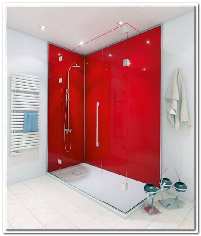 Badezimmer Ohne Wandfliesen