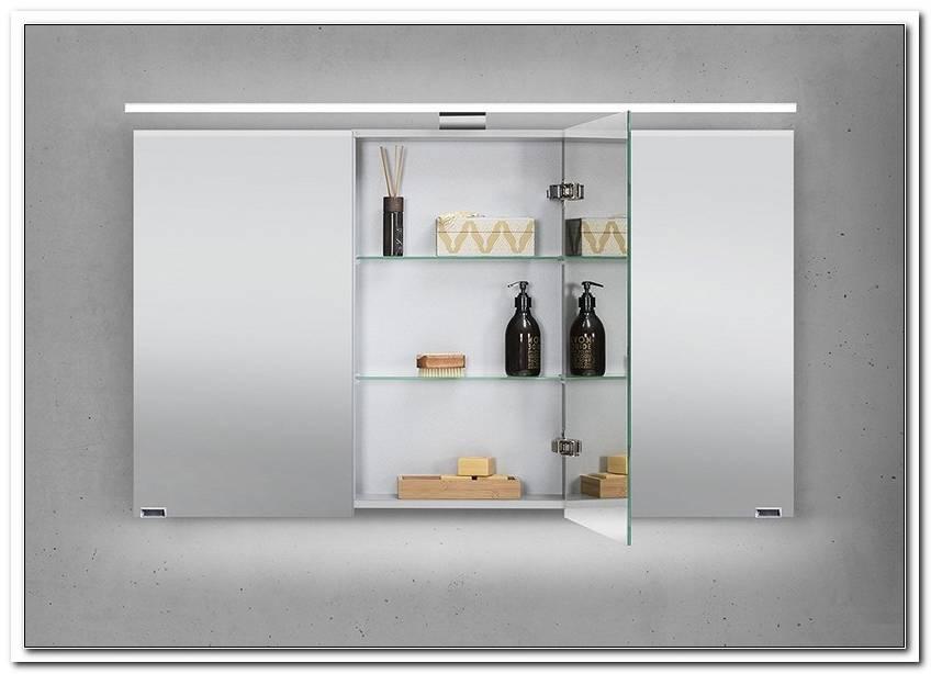 Badezimmer Spiegelschrank 120 Cm Breit