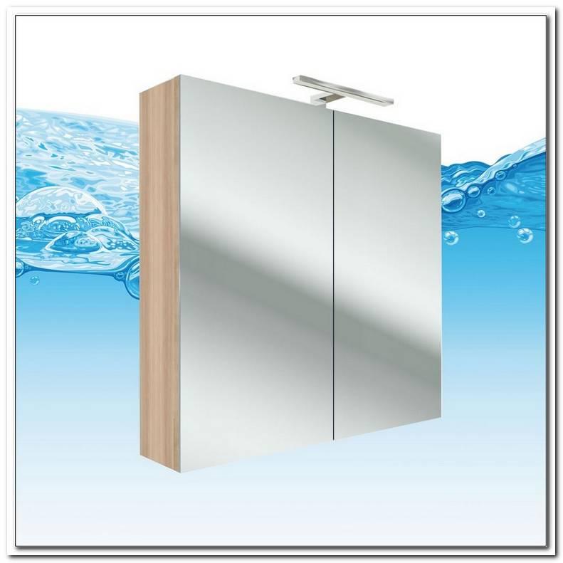 Badezimmer Spiegelschrank Mit Beleuchtung 80 Cm