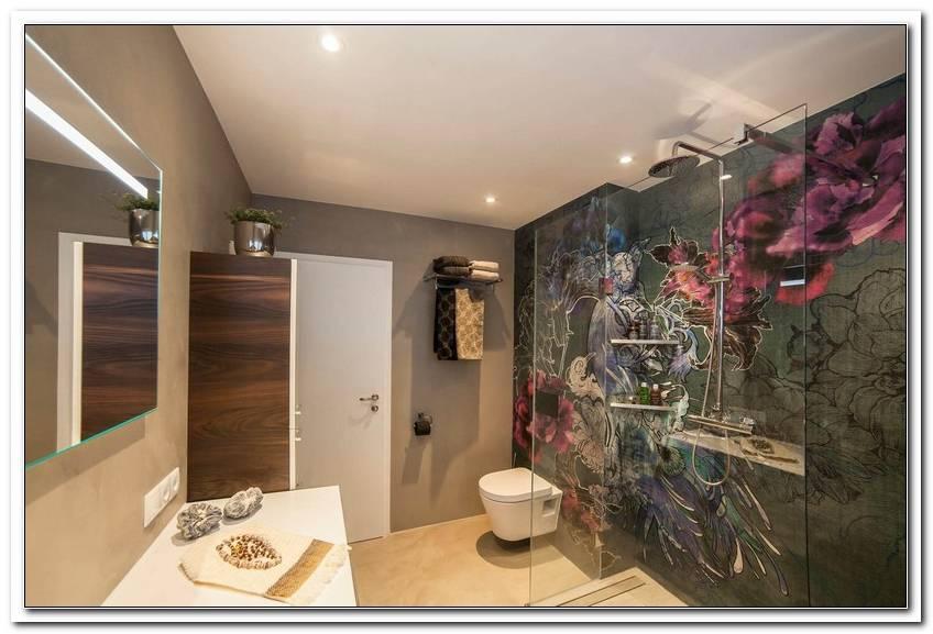 Badezimmer Tapete Wasserabweisend