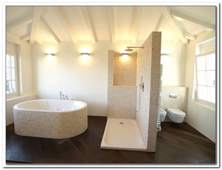 Badezimmer Tapezieren