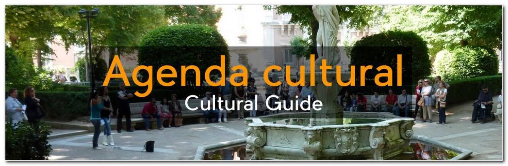 Banner Agenda Cultural