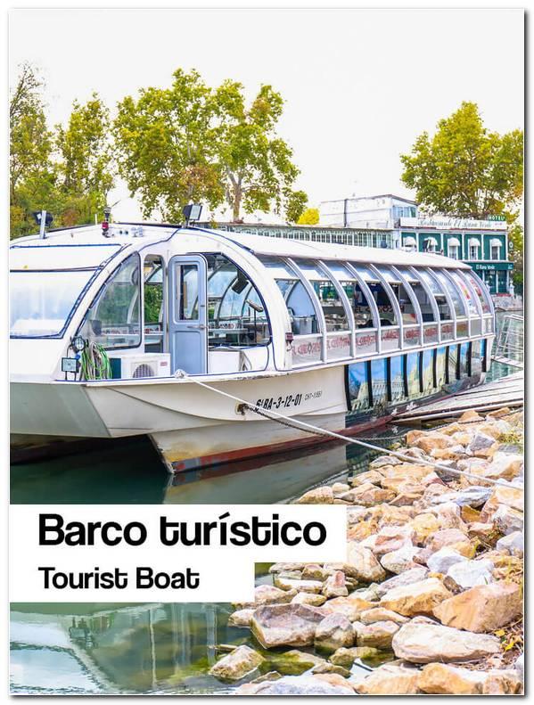 Barco Turistico