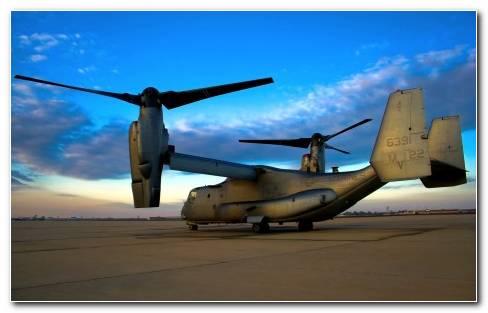 Bell Boeing V 22 Osprey Wide