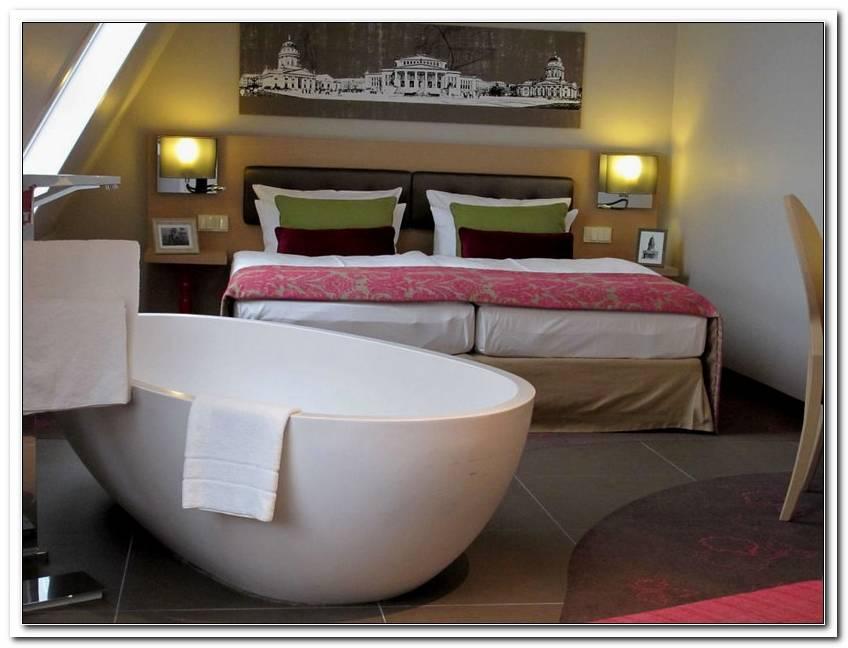 Berlin Hotel Mit Badewanne Im Zimmer