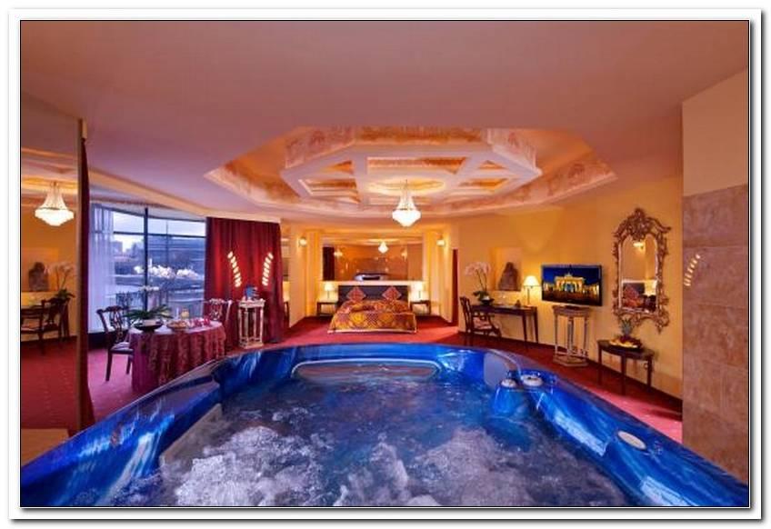 Berlin Hotel Mit Whirlpool Auf Dem Zimmer