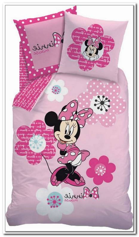 Bettw?sche 70x140 Minnie Mouse
