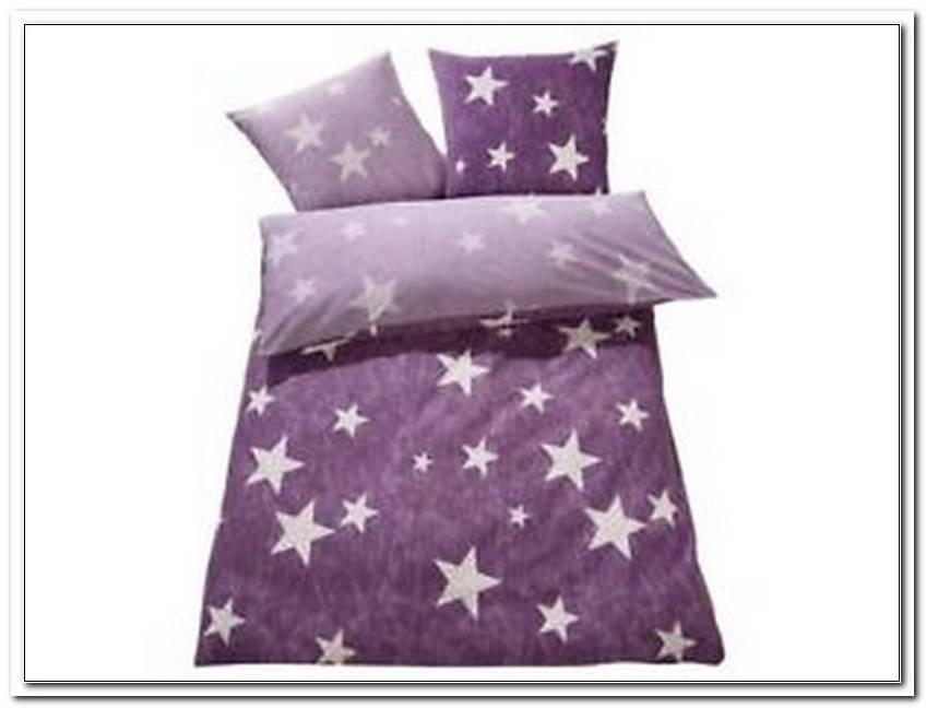 Bettw?sche Flieder Sterne