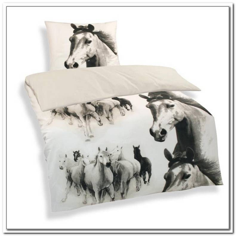 Bettw?sche Pferde 135x200