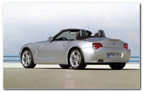 Bmw Z4 M Roadster Hd Wallpaper