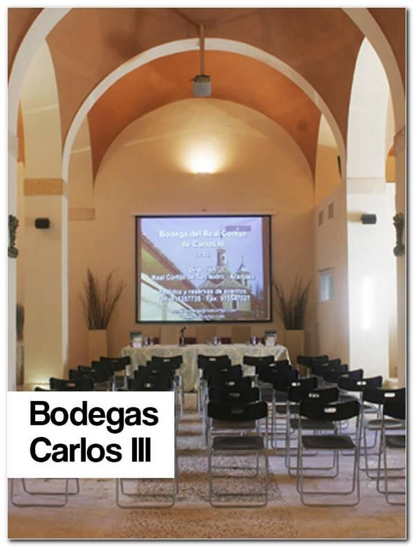Bodegas Carlos III