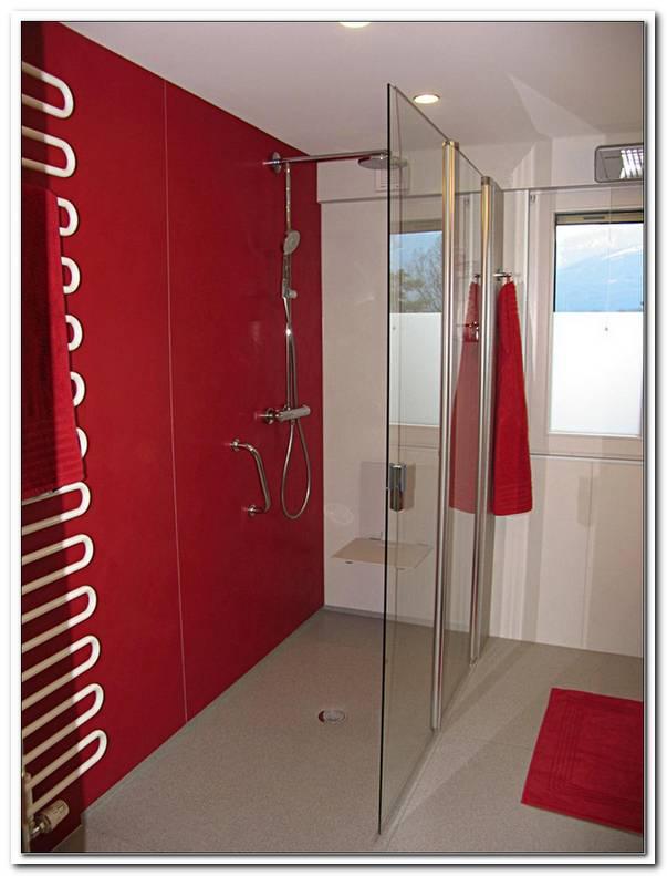 Bodengleiche Dusche Statt Badewanne