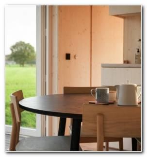 Cabinas Para Relajarse Interior Cocina