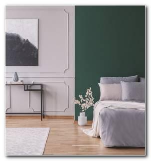 Colores Para Dormitorios Verde Oscuro