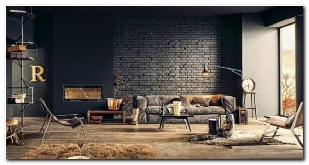 Colores Para Interiores Modernos Elegantes Negro Resized