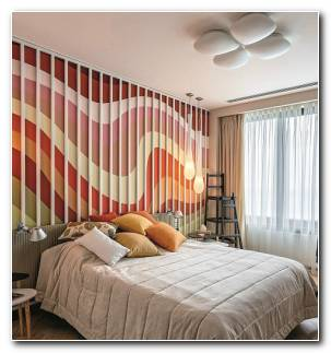 Colores Vibrantes Pared Dormitorio Ideas