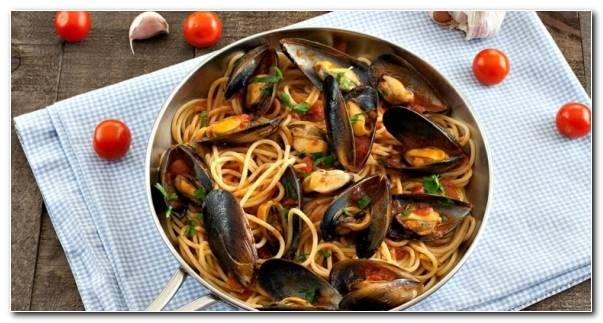 Como Hacer Espagueti Mejillones Casa Resized