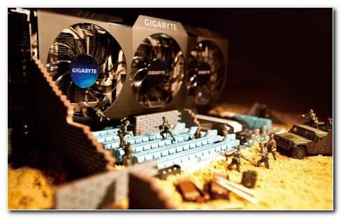 computer technology HD wallpaper