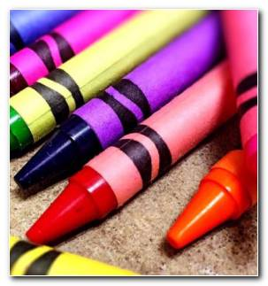 Crayones Para Colorear Ideas Originales Manualidades