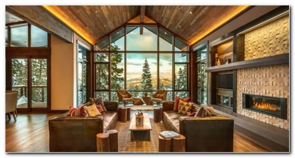 Decoraciones Rusticas De Interiores De Casas Aspen Leaf Interiors Sala Estar