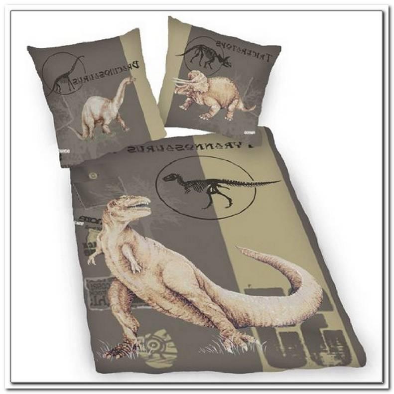 Dinosaurier Bettw?sche 70x90