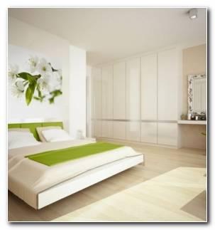 Diseno De Interiores Dormitorios Blanco Verde Resized