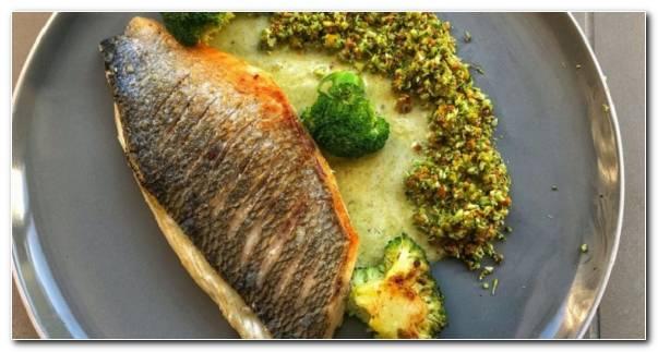 Dorada Al Horno Cocina Receta Brocoli Pistacho