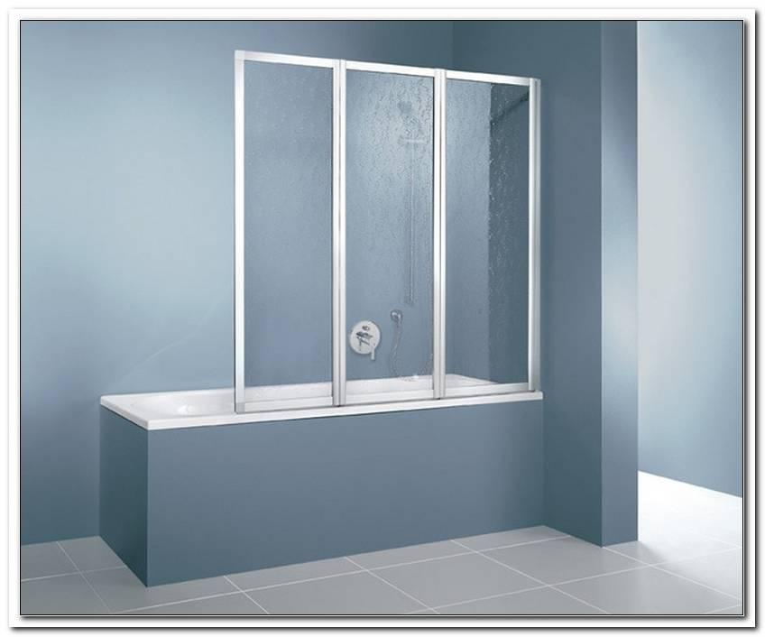 Dusch Faltwand Badewanne