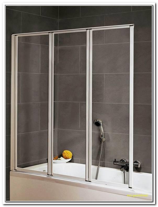 duschaufsatz fr badewanne glas